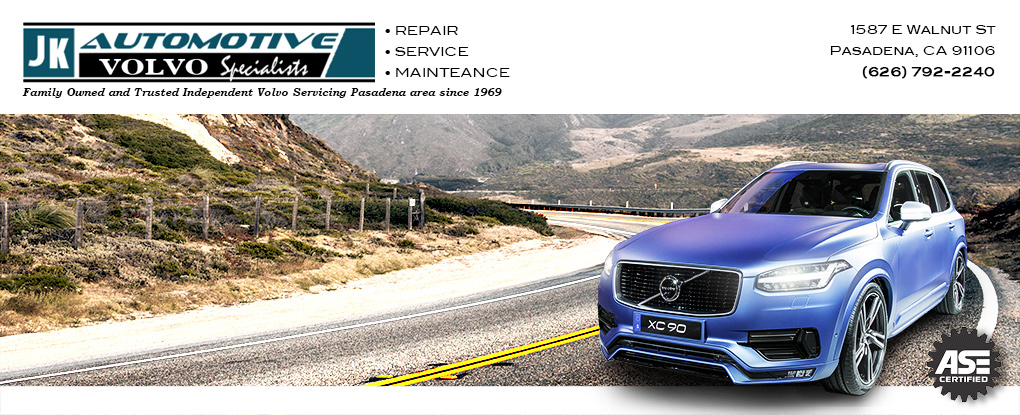 Your Independent Volvo Service Center