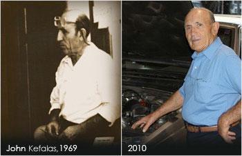 John Kefala - JK Automotive; Volvo Specialists