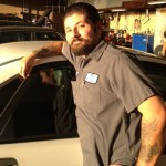 Albert Montoya- Volvo Certified Technician, ASE Certified
