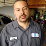 Juan Osuna-  Volvo Certified Technician, ASE Certified,  Welding Certified
